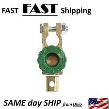 Battery Switch Quick Cut-off Disconnect Car Truck Vehicle Parts Green
