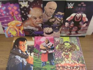 WWE 18 19 20 21 23 24 25 BOOM D VARIANT COVER COMIC LOT HOPELESS ALFONSO 2018 NM