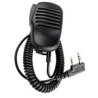 Handheld Hand Shoulder Mic Speaker For Kenwood Nexedge Radio NX220/NX320