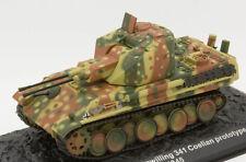 "Le combat tanks collection (question 96) - flakpanzer 341 ""COELIAN"" prototype"