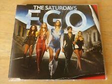 The Saturdays – Ego - CD Single