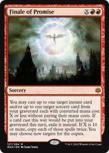 Finale of Promise x1 Magic the Gathering 1x War of the Spark mtg card