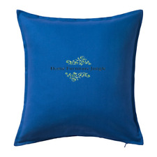 "NEW CUSHION COVERS 20"" 50x50 CM WITH WITHOUT INNER PAD 100% COTTON MACHINE WASH"