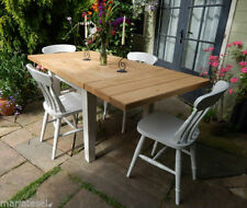 Farmhouse Pine Up to 6 Unbranded Kitchen & Dining Tables