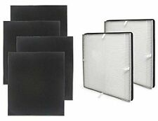 2 True Hepa Filters & 4 Pre-Filters Compatible with Vornado Air Air Purifiers