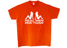 V-Twin T-Shirt-Per KTM SUPER DUKE 990 SM SMT RC8 RC8R 950 ADVENTURE cotone