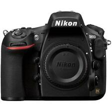 "Nikon D810 Body 36.3mp 3.2"" DSLR Digital Camera Brand New Agsbeagle"