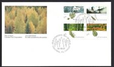 Canada  # 1283 - 1286 Block A      MAJESTIC FOREST          New 1990 Unaddressed