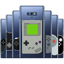 Dessana Game Console Silicone Protective Cover Phone Case for Samsung Galaxy