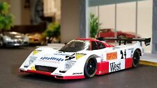 SLOT IT Slot Car 1:32 LANCIA LC2 Le Mans 1988 NEW in Display Box Scalextric