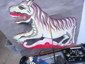 Marionette Wayang Animal Java