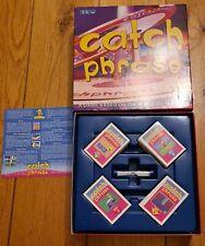Catch Phrase  - The Board Game. TV Show 2005.  Britannia Games Complete VGC