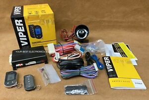 NEW Viper 5706V 2-Way LCD Remote Start and Security System