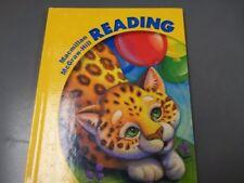 McMillan/McGraw Hill Reading Level 1, Book1