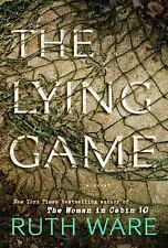 The Lying Game by Ruth Ware (2017, Hardcover, Large Type)