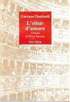 Donizetti: L'Elisir D'Amore - Heft