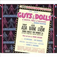 Guys and Dolls [Original Broadway Cast] [Remaster] - Various Artists (CD 2000)