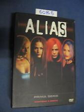 DVD ALIAS PRIMA SERIE (contiene 6 dischi)