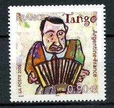 STAMP / TIMBRE FRANCE  N° 3933 ** MUSIQUE ET DANSE / TANGO