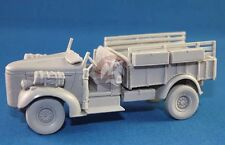Tank Workshop 1/48 LRDG Chevrolet WB 30cwt Truck Heavy Weapons Variant 48301