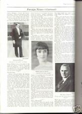 MAGAZINE TIME HITLER ADOLF BACHELOR TUX 1934