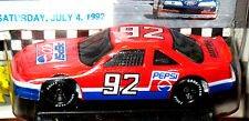 PEPSI 400 Program Car DAYTONA INTL SPEEDWAY 1992 RC MINT/NEW NRFP 1/64