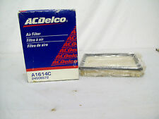 A/C DELCO AIR FILTER  A1614C VARIOUS GM CARS AND TRUCKS CHEVROLET GMC 1988-2009