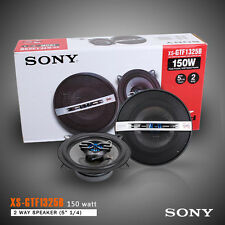 "BRAND NEW Sony XS-GTF1325B 2-Way 5.25"" Coaxial Speaker PEAK 150 WATTS"
