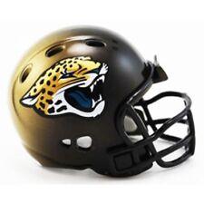 NFL Riddell Pocket Pro Helmet, Jacksonville Jaguars, New Logo (Revolution)