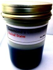 Desmond's Candles Homemade Scented USA (Blueberry, Vanilla Cream) Soy Jar Candle