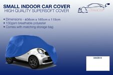 Small blue Indoor Car Cover Protector Peugeot 106 1991-2016