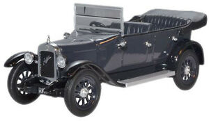 Austin Heavy 12 in Cobalt Blue (1:43 scale by Oxford Diecast AHT003)