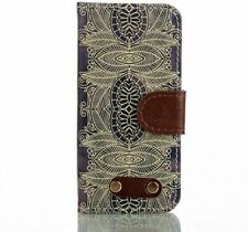 IPhone 5s Case,iphone 5 5s Wallet Case,MT-Mall For IPhone 5 5s PU Leather Case
