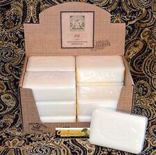 Pre de Provence SWEET MILK Case 12 x 250 Gram French Soap Bath Shower Bars Shea