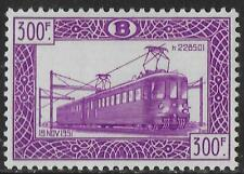 Belgium stamps 1949 OBP SP321 MNH VF TRAIN stamps