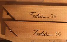 "4 Fredrix 36"" Wooden Canvas Stretcher Strips, 4 Pieces"