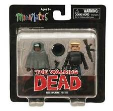 Walking Dead Mini Mates Michonne and Gabe 2 pack Series 4 Action Figures