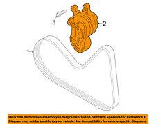 BMW OEM 12-15 328i-Serpentine Fan Belt Tensioner 11287594969