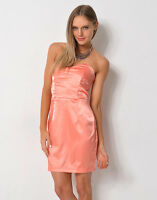 Supre Womens Size L/14 Formal/Party/Cocktail Fitted Strapless Dress - Candy BNWT
