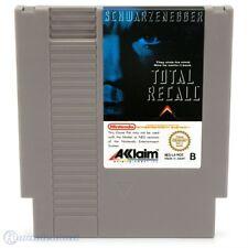 Nintendo NES Spiel - Total Recall PAL-B Modul mit Anl.