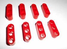 Lego Technic (32523) 8 Liftrame 1x3x1, in rot 8653 8070 42043 8145 8294 8386