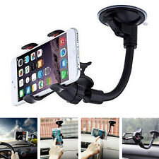 Universal Car Windshield Mount Holder Stand for Cell Phone GPS iPhone 7/6 Galaxy