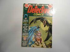 Detective Comics #429 (Nov 1972, DC) 3.5 VG-!!! Man Bar App. LOOK!!!