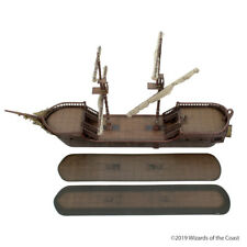 D&D Icons of the Realms The Falling Star Sailing Ship - Dungeons and Dragons