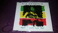 Big Mountain / Baby I Love your way - Original Motion Soundtrack - Maxi CD