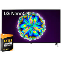 "LG 65"" Nano 8 Series Class 4K Smart UHD NanoCell TV w/ AI ThinQ 2020 + Warranty"