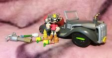 Codename Kids Next Door - R.O.A.D.S.T.A.R. Vehicle Car with Numbuh One Figure #1