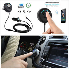 12V Handsfree Car Kit Air Vent Wireless Bluetooth Charger MP3 Music Player AUX