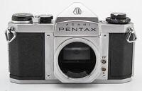 Asahi Pentax SV SLR Kamera SLR analoge Spiegelreflexkamera Gehäuse