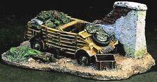 King & Country Diorama Sp010 Ambushed Kubelwagen Mib